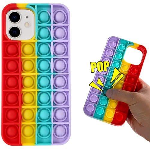 fidget toys phone case