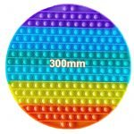 Rainbow 300mm Round
