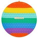 Rainbow 400mm Round