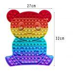 Rainbow 300mm Panda