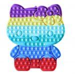 Rainbow 300mm Hello Kitty